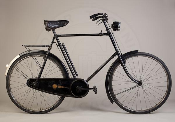 1935 Golden Sunbeam Bicycle Cooper Technica Inc