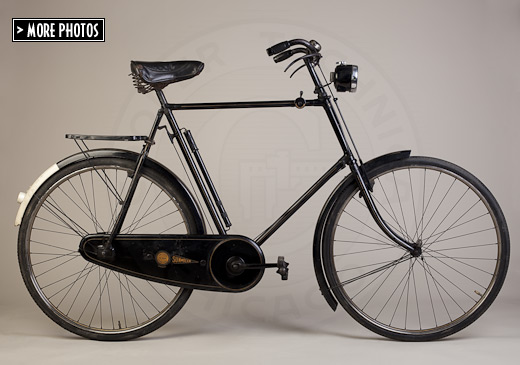 1935 Golden Sunbeam Bicycle