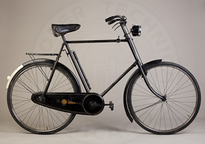 1935 Golden Sunbeam Bicycle - Cooper Technica Chicago