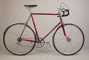 1950 Bates of London B.A.R. (Best All Rounder) Bicycle - Cooper Technica Chicago