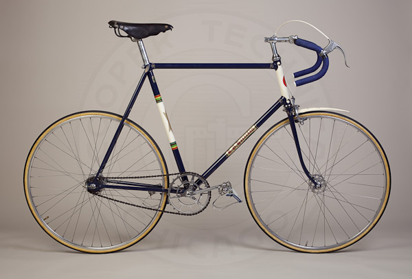 1951 R.O. Harrison Bicycle - New Star Cycles Madison track frame ...
