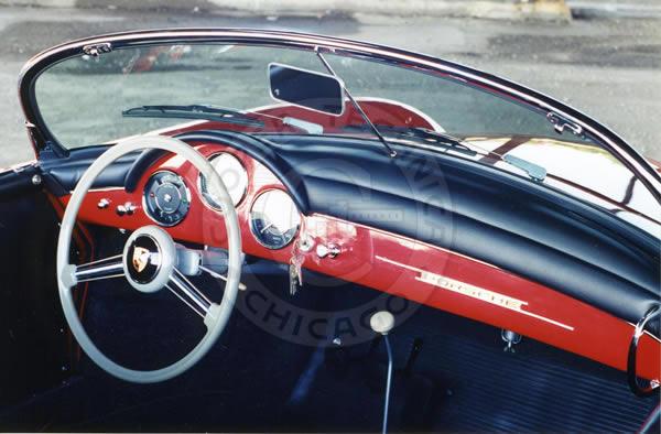 1956 Porsche 356a Speedster Cooper Technica Inc