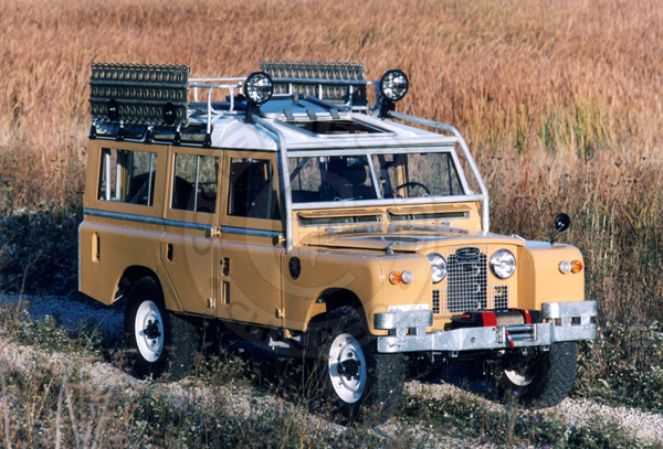 For Sale 1961 Land Rover 109 Series Iia Station Wagon