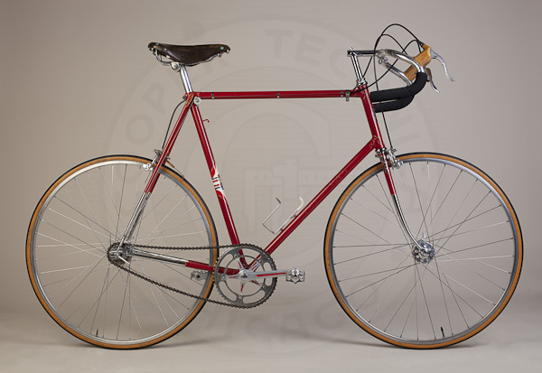 1968 Hetchins Vade Mecum Mk I Bicycle Cooper Technica
