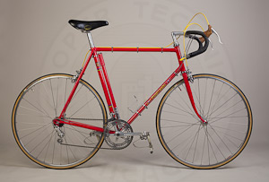 1971 Pogliaghi Italcourse Bicycle - Cooper Technica Chicago